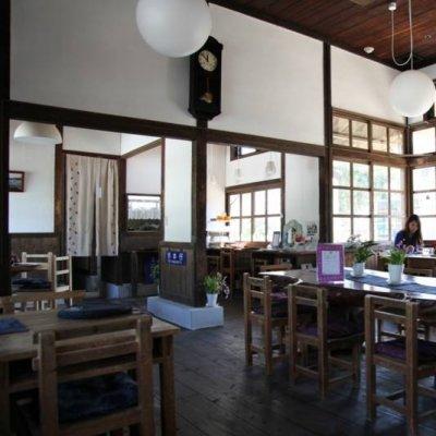 網田レトロ館(駅カフェ)の写真です