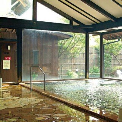 あじさいの湯大浴場の写真です