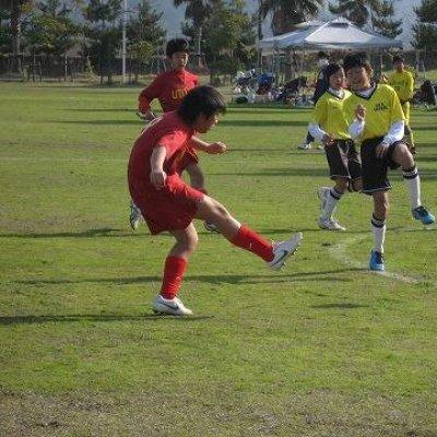 親子サッカー大会の写真
